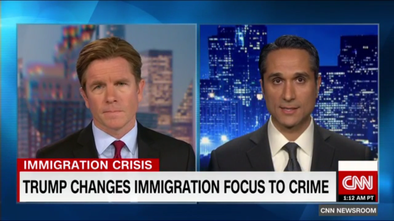 CNN #2 Screenshot