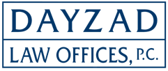 Dayzad Law Offices Logo