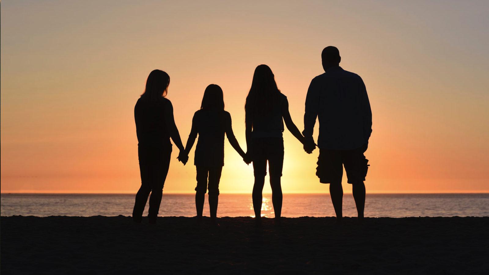 individuals obtain legal immigration status through their relatives